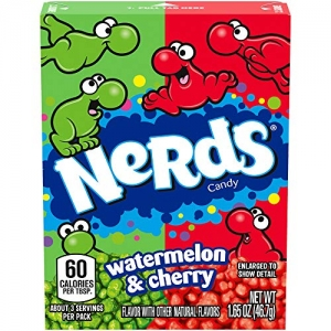 Cukierki Gumy Wonka Nerds Watermalon-Cherry z USA