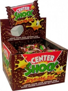 Gumy Chupa Chups Center Shock Cola Guma! 10 szt