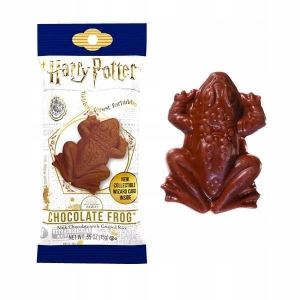 Harry Potter Chocolate Frog Czekoladowa Żaba USA